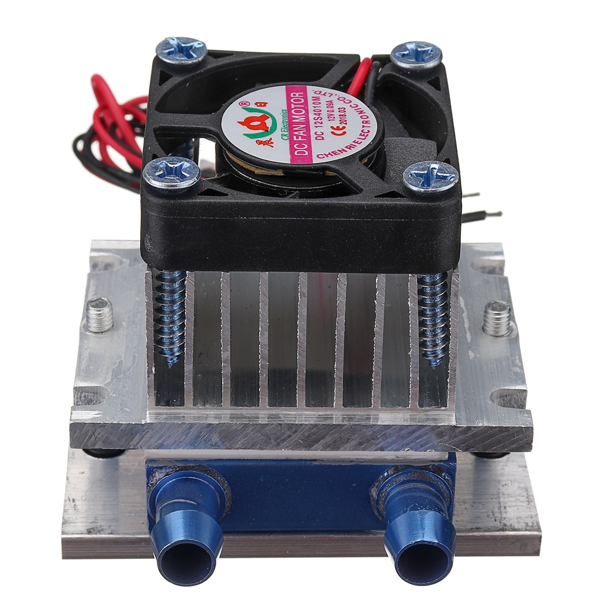 Peltier Coolers 12V Thermoelectric Peltier Refrigeration DIY Water ...