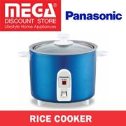PANASONIC SR-3NA 1.5 CUPS MINI RICE COOKER (BLUE) / LOCAL WARRANTY