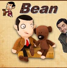 Mr. Bean Teddy Bear Doug Bear Movie Edition of Doug Bear