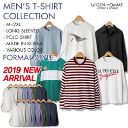 [LeGEN] Korean Best Selling T-Shirt Collection / SIZE M-XL /