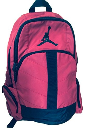 f51bc0d3e2b5a0 Qoo10 - NIKE Nike Air Jordan Jumpman23 Overlay Backpack - Red Black ...