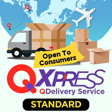[Qxpress] Qdelivery Door to Door Service. Now Open for Consumers.Only for Local Delivery (Singapore)