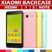 *XiaoMi* Multi Colors REDMI/1S REDMI NOTE 4G LTE REDMI/2/2A Back Cover Case Casing Battery Cover