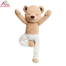 63f5903618 outlet sermoido 11 30CM Meddy Teddy American Yoga Bear Plush Toy Doll  Variety Teddy Bear Valentine