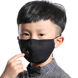 [1개 $1.62 세탁가능 필터2개] 황사 미세먼지 마스크 KN95 어린이 아기 마스크