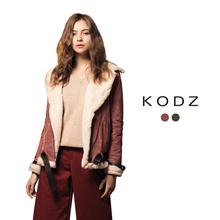 KODZ - Suede Jacket-172843