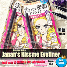 【GSS PROMO!】❤ JAPAN KISS ME HEROINE MAKE SMOOTH EYELINER ❤ No.1 In Japan ★ Oil Smudge Proof ★