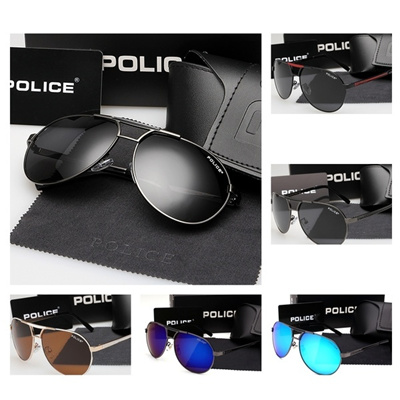 10faed68b87 Police Sunglasses Tide Men Fishing Polarizing Glasses Sunglasses Driver  Glasses Anti UV Driving Glas