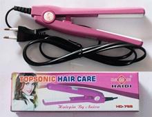 Catok Mini Haidi - Topsonic Hair Care HOM SJA232736273723 SJ0002 Qty004