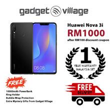 Huawei Nova 3i 128gb/4gb - Official Huawei Malaysia Warranty
