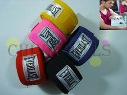 1pairs free ship high quality hand wraps boxing bandage Judo Taekwondo Sanda hand bandage 5M*5CM