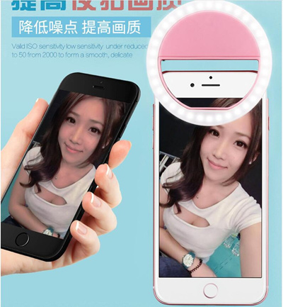 Huawei Honor Y6 Pro 5X 7 Mate 8 P8 Lite max LED Light Flash UP Android  Mobile Phone Cover Selfie