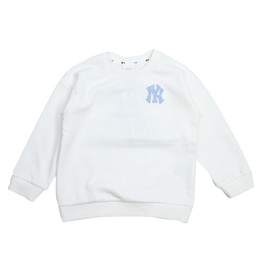 ★ONLY SEPTEMBER★20% OFF★FREE OVERSEAS SHIPPING / K-FASHION / [MLB KIDS] MLB BLIKE overfit man to man