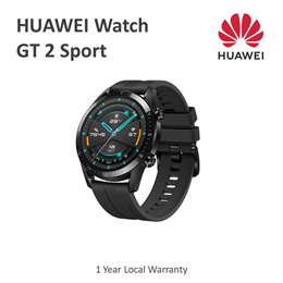 Huawei Watch GT 2 Sport / Local Set with 1 Year Local Warranty