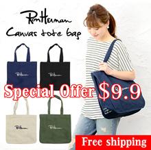 Japan Ron Herman canvas Tote Bag | Shopping bag | canvas bag | Handbag