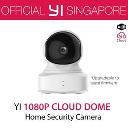 [Official YI Store] XIAOYI YI CLOUD DOME CAMERA 1 (International Set)   Pan Tilt Zoom