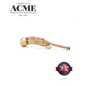 ACME Boatswain Pipe 12 Whistle - Polished Brass