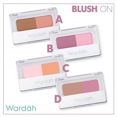 WARDAH Blush On Seri B