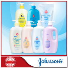 1+1+1+1【JOHNSONS】Baby Bath 1000ml (Bedtime/Regular/Milk Rice/Peach/Milk Oats)
