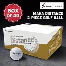 Saratoga Mach Golf Balls 40 Pieces