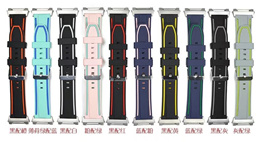 New Strap fitbit ionic sports Silicone Watch band