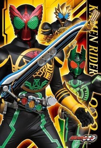 Qoo10 - Kamen Rider OOO (Masked Rider OOO) 108 Large Piece Kamen
