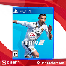 [Preorder] Playstation 4 Fifa 19 Game // Region 3 // 28 Sept 2018 Official Launch