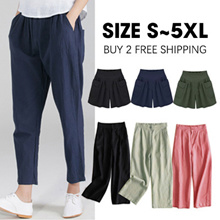 PLUS SIZE High-quality Ladies Shorts / Casual Pants / Long Pants / track pants