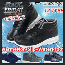 【SLAZENGER】 EVENT ★Only for Weekend!! Hot SALE★  WINTER FUR SHOES ▶▶UNISEX COUPLE SHOES◀◀ Korea