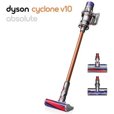 【購買即贈床墊吸頭】★Dyson 戴森 Cyclone V10 Absolute (美國版)★券後價-21648