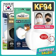 [BLUNA]🔥Hot Deals🔥 Korea No.1 KF94 Mask 100pcs Cheapest/ surgical mask / Individually packed