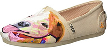 Skechers BOBS from Womens Bobs Plush-Breeds Ballet Flat