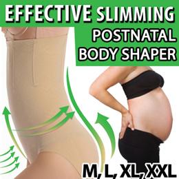 EFFECTIVE!! POST NATAL BODY SHAPER UNDERWEAR Plus Size ★ Panties   Shapewear   Girdle   Slimming Underwear   Waist Trimmer   Lingerie   Back Posture   Corset