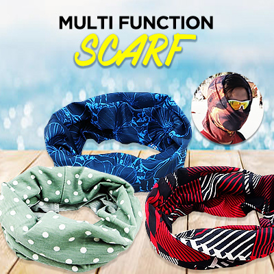 [Coolbe] **Bandana**Multi Function Scarf Deals for only S$10 instead of S$10