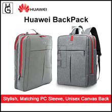 Huawei Business Executive LapTop/Notebook Unisex Canvas Back Pack HW-001