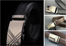 【Local Seller】/【Purchase with better Quality 】High Quality Original Men Leather Belt for Business Man Raya Deal Murah