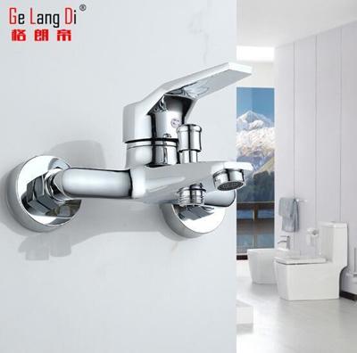 Shower Head And Valve.Bathroom Tap Tub Shower Faucet Wall Mount Shower Head Bath Faucet Valve Mixer Shower Set