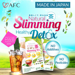 [33%OFF] ★ AFC Tobashi Slimming Tea ★ Natural Slimming | Weight Loss | Detox