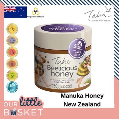 OFFICIAL STORETahi Honey | New Zealand | Authentic |100% Natural | 2bottle Deal |Baby HoneyUMF