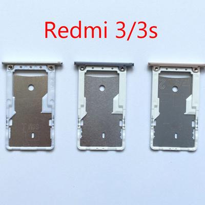 SIM Card Slot Tray Holder Adapter Redmi 3/3S redmi note 3/4 Xiaomi MI Max  Repair Tool Phone