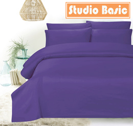 900TC Studio Basic Best selling Bed sheet with pillow case and bolster case.