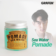 [Grafen]  Sea water Pomade 100g / Wax / Oil free / Hair styling
