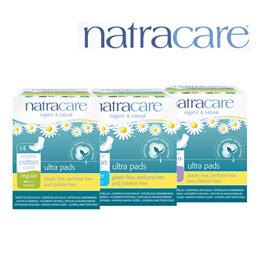 나트라케어 유기농 생리대/소형/중형/대형 Natra Care