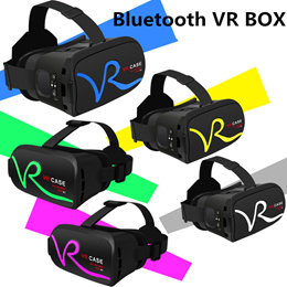 *Cheapest on Qoo10 No Hidden Price* - VR BOX Gen 2.0 Virtual Reality Google Cardboard 3D Glasses