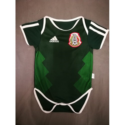 673da69bd Qoo10 - Mexico Infant Home World Cup 2018 CLIMALITE Fans Jersey ...