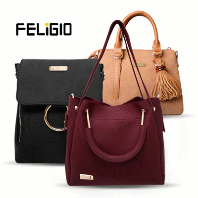 MEGA SALE FELIGIO BAG COLLECTION Deals for only Rp109.000 instead of Rp198.182