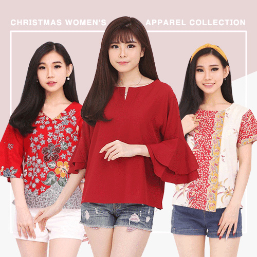 [FREE SHIPPING] [8 JAN] CNY Top Collection Deals for only Rp75.000 instead of Rp75.000