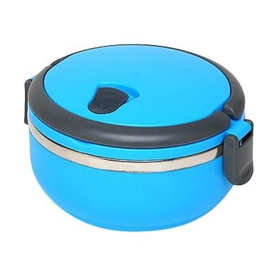 Lunch Box Polos 1 Susun Biru