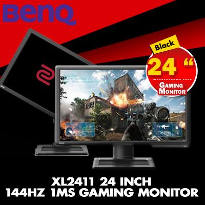 BenQ ZOWIE XL2411 24 Inch 144HZ 1ms Gaming Monitor ( Black)