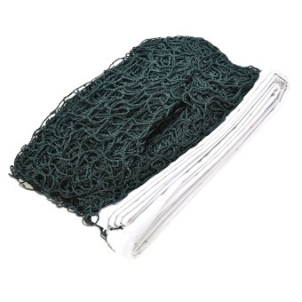 ... Sporter Standard Braided Badminton Net Green